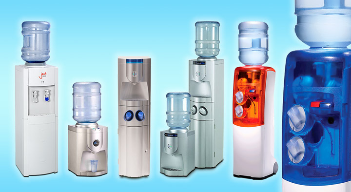 Water coolers without contracts