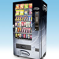 Seaga vending machine