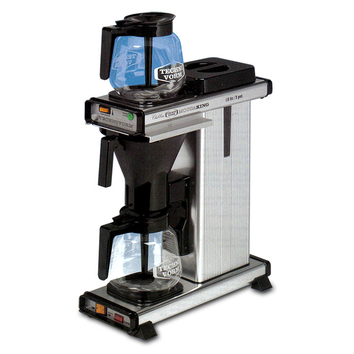 Mocca Server coffee brewer